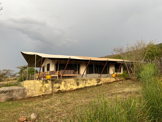 Heavenly views, luxurious tent accommodations, warm Maasai hospitality