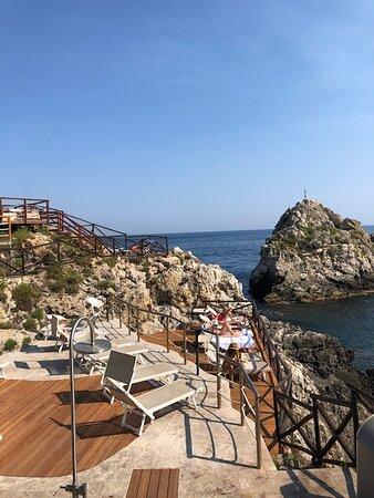 terrazze sul mare