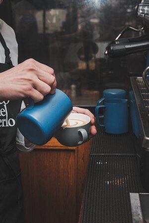 Our baristas will look after all of your coffee needs