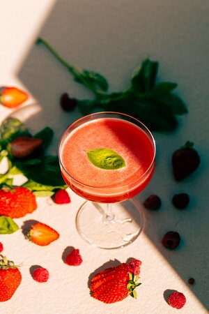 Cocktails de nuestro Ocean Brasserie and Bar