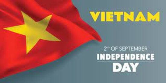 Vietnam National Day On September 2, 1945, on the big stage at the historic Ba Dinh square, before a meeting of many people, President Ho Chi Minh, on behalf of the Provisional Government, solemnly read the Declaration of Independence. #IndependenceDay2021 #Nationalday #PROUD