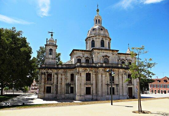Igreja da Glória- Ajuda- Lisboa