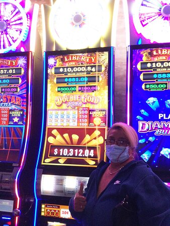Club Serrano member Galyn won $10,312.05 playing Liberty Link on Sept. 1, 2021.