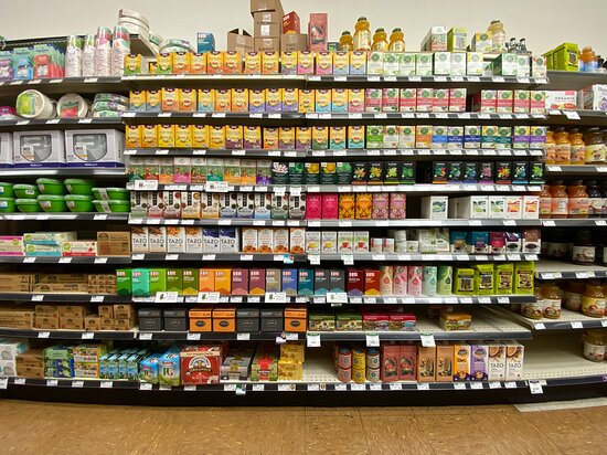 Corvallis, OR: Household items, reusable containers, and teas galore
