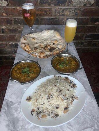 Dinner at the Arleston