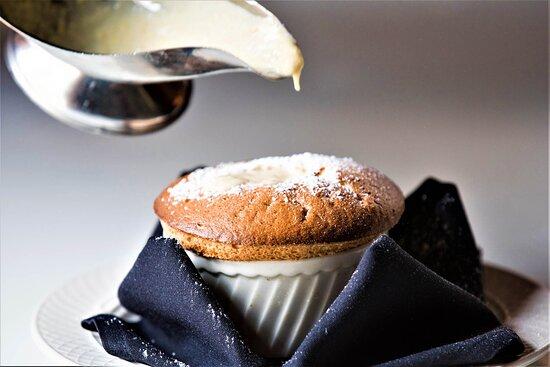 Addison, TX: Godiva Chocolate Souffle'
