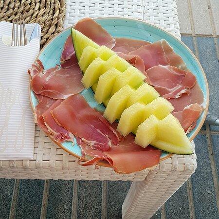 Buena Vista Altea, melon med skinka