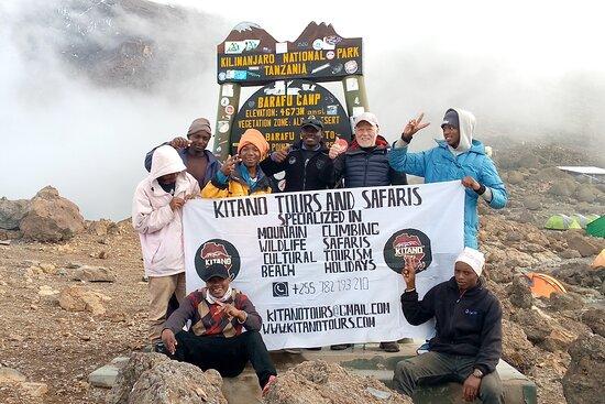 BEST Mount Kilimanjaro CLIMBING | HIKING Operators | TREKK | with KITANO TOURS AND SAFARIS In Moshi