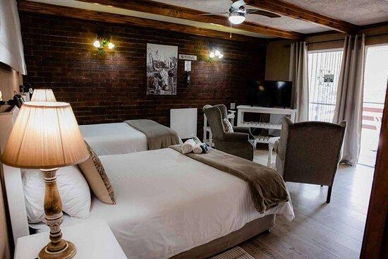 Luxury Loft Family Room