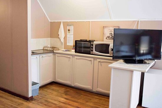 Vintage Family Studio Room kitchen