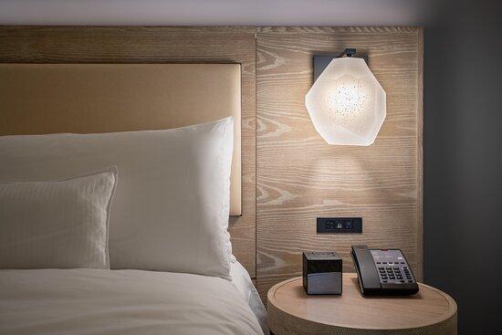 Guest Room Bedside Detail