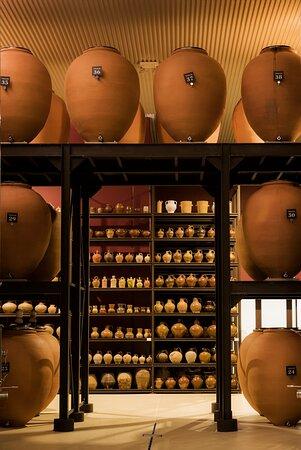Museo de Cerámica en la Bodega - Hotel FyA, en Navarrete (La Rioja) a 10 minutos de Logroño.
