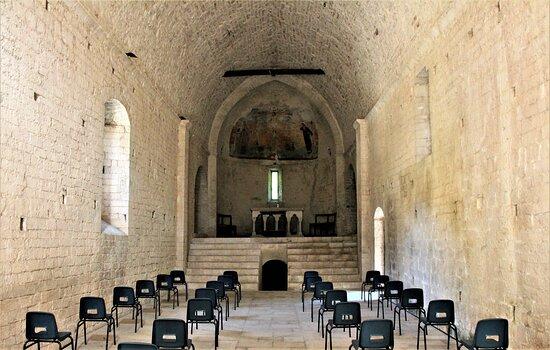 Scheggia, Italy: l'interno
