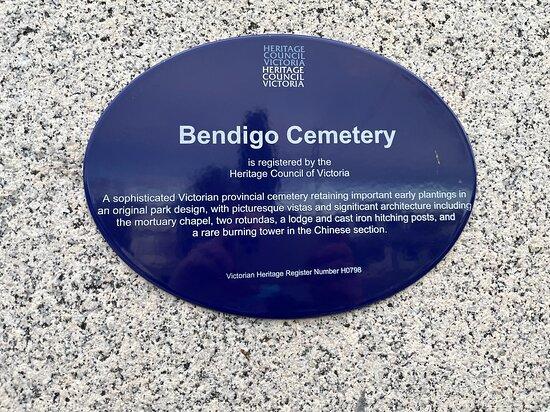 Bendigo Cemetery