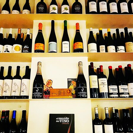 Unbeatable selection of wine from the region, France, Germany, Italy. The owners will make sure you love your glass of wine. You will definitely find a good wine here.