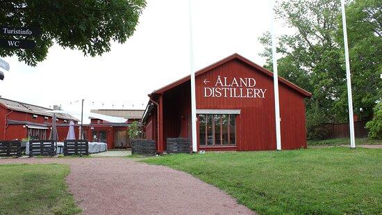 Aland Island, Finland: Kuva rakennuksesta