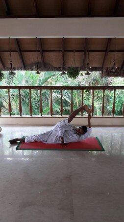 we offer Online & Offline Hatha Yoga Sessions. For more Details +919447786931