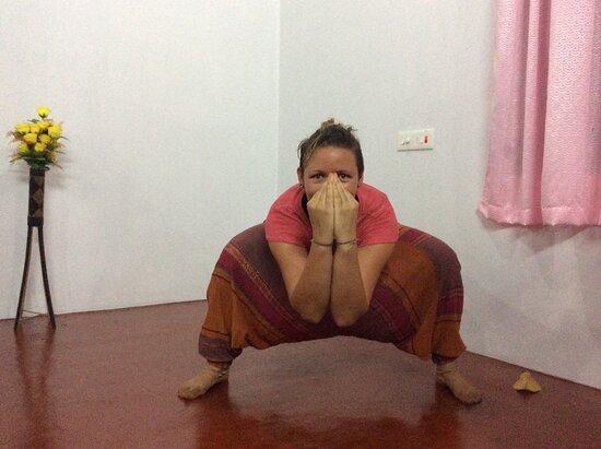 we offer Online & Offline Hatha Yoga Sessions & Kalarippayattu classes. For more Details +919447786931