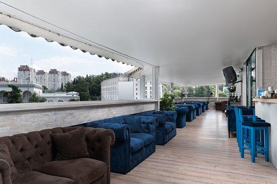 Летняя Lounge Терраса
