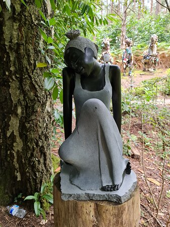 If you are interested in sculpture, then this is for you.