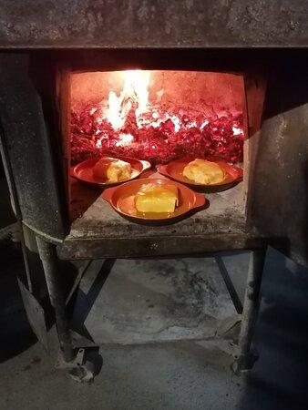 Vila Cova da Lixa, Portugal: Café Âncora D'ouro