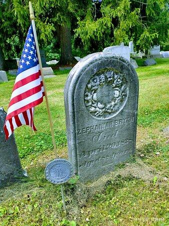 revolutionary and civil war veterans