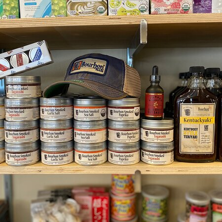 Stop by and check out our selection of Bourbon Barrel and Bluegrass Sauces. At Wabi Sabi Japan Living.