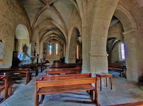 Église  Saint-géraud De Banhars