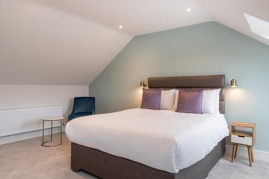 A collection of images showcasing the well appointed rooms available at The Hawthorn Rooms Dingle.