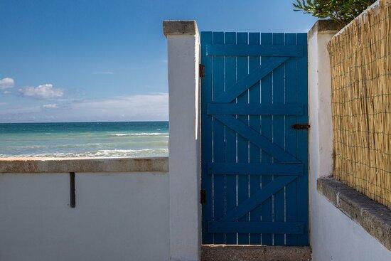 The Sea Behind Closed Doors
