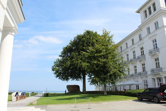 Haus Grand Hotel - Umgebung