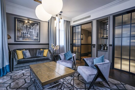 The Orwell Suite - Lounge