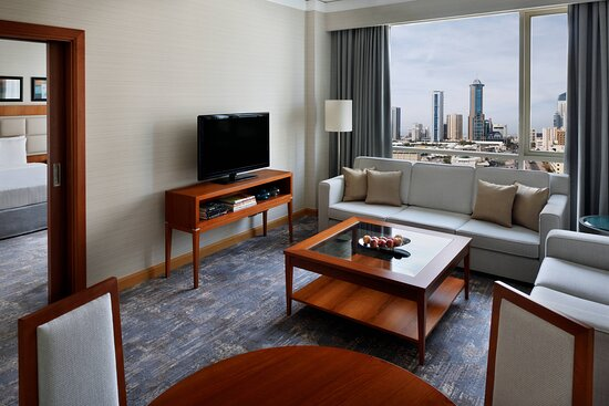 Diplomatic Suite - Living Area