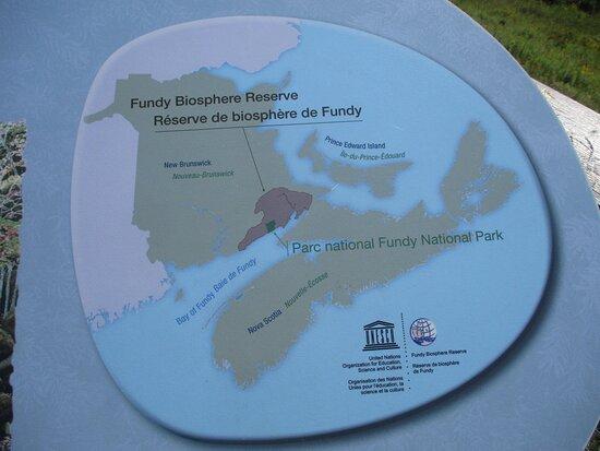 Unesco Fundy Biosphere Reserve