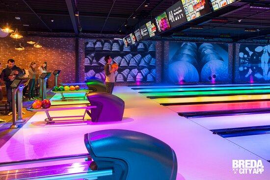 Leukste bowling van Breda.
