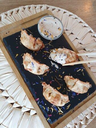 Empanadas japonesas
