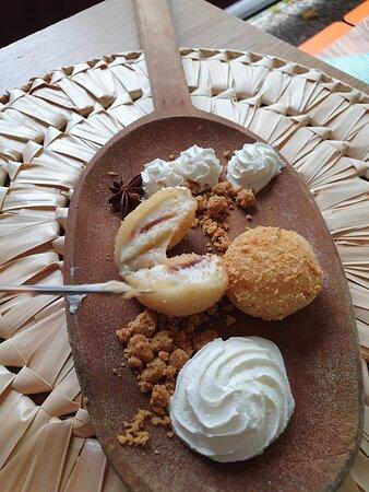 ¿Eres fan de los mochis? Los nuestros son caseros 100%, ¡Tienes que probarlos! Alternamos de muchos sabores: chocolate, vainilla, helado...