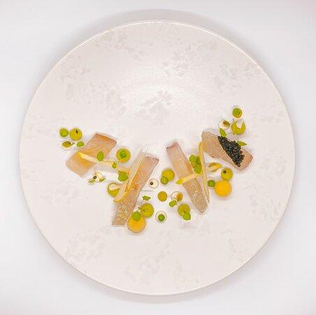 Chef Alexandre Fabris Restaurant La Palmeraie 1 étoile Guide Michelin  Château de Valmer La Croix Valmer Gigaro Hôtel 5 étoiles Relais&Châteaux
