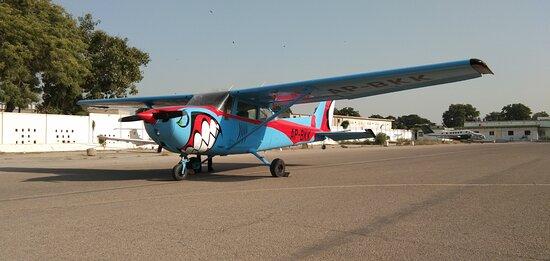Cessna 172 - AP-BKK