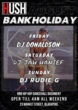 Bank Holiday Block Party