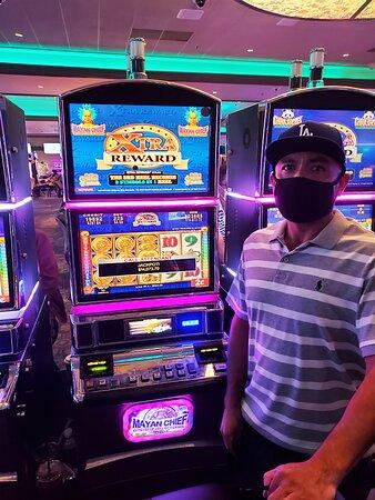 Classic Club Serrano member Angel won $14,073.70 on Sept. 3, 2021.