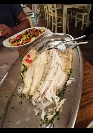 Pesce Vino  e simpatia !!!