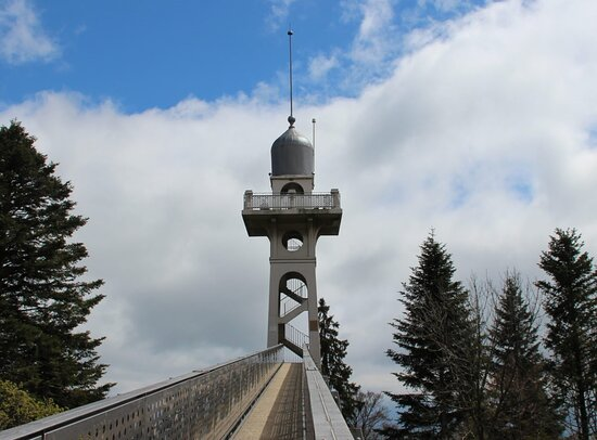 Tour Panoramique De Chaumont