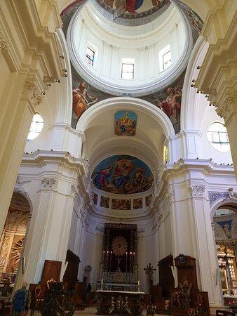 Noto, Italien: Cattedrale interno