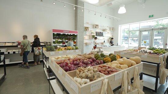 Nada Grocery - fresh produce