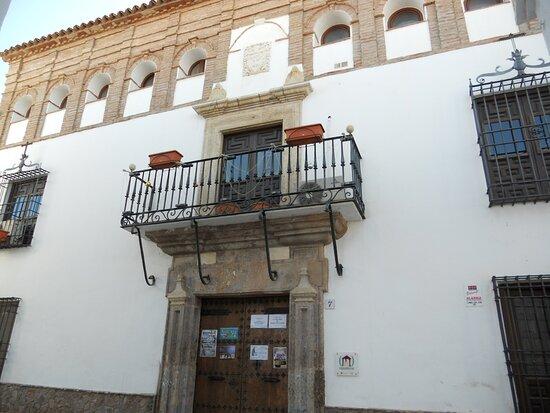 Casa Palacio De Las Godoyas