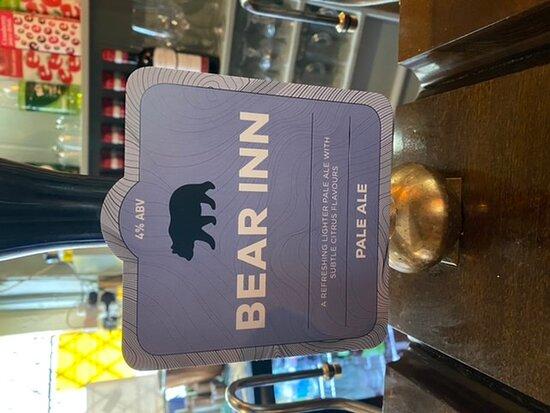 Our own bear the bear inn it's finally here….
