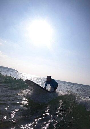 Gambar Surf Lesson