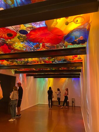Chihuly Garden and Glass in Seattle Εικόνα