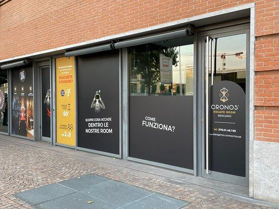 Cronos Escape Room Bergamo